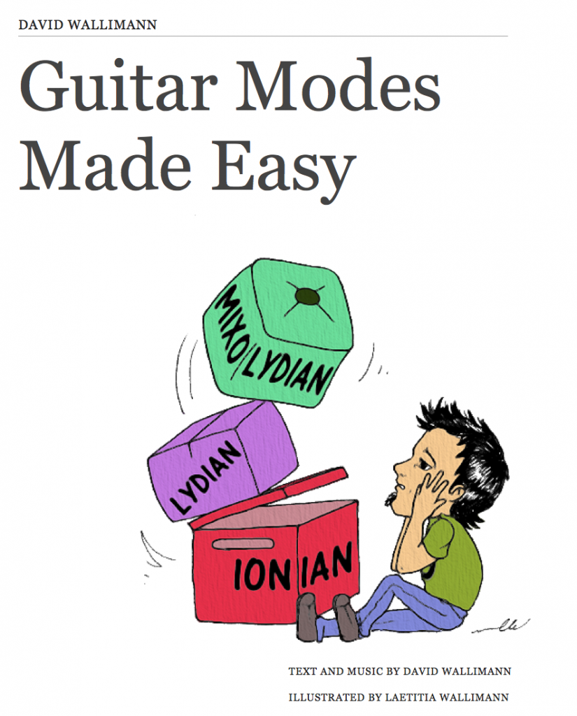 GuitarModesMadeEasy