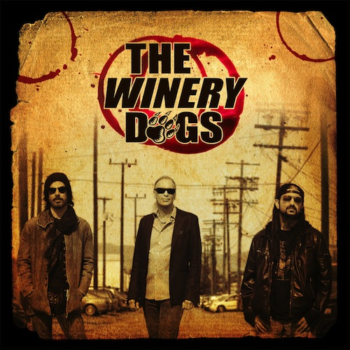 The excellent debut album from the Winery Dogs