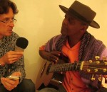 Backstage Only: Eric Bibb interview (long version)