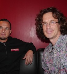Mark Tremonti and Pierre Journel