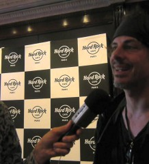 Richie Kotzen interview (short version): the magical voice and guitar for the Winery Dogs