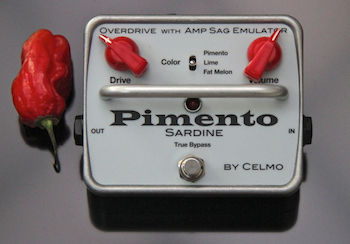 Pimento pedal $149 shipped to continental US