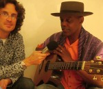 Eric Bibb interview (short version): a great bluesman with tons of talent