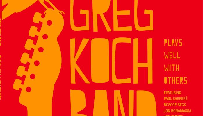 Greg Koch audio interview (aka @mansqwatch): a huge guitar player with humour