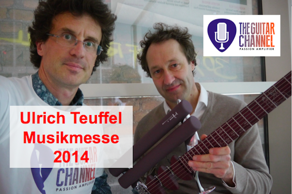 2014 Musikmesse special edition: Ulrich Teuffel interview