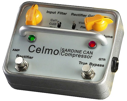Sardine Can compressor (and the best deal to get it) - Pedal Review