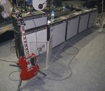 The SG and the amps.