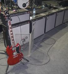 Setup Of A Pt 2 Pedaltrain Pedalboard The Guitar