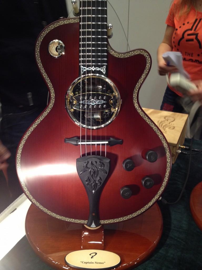 Nemo guitar 1