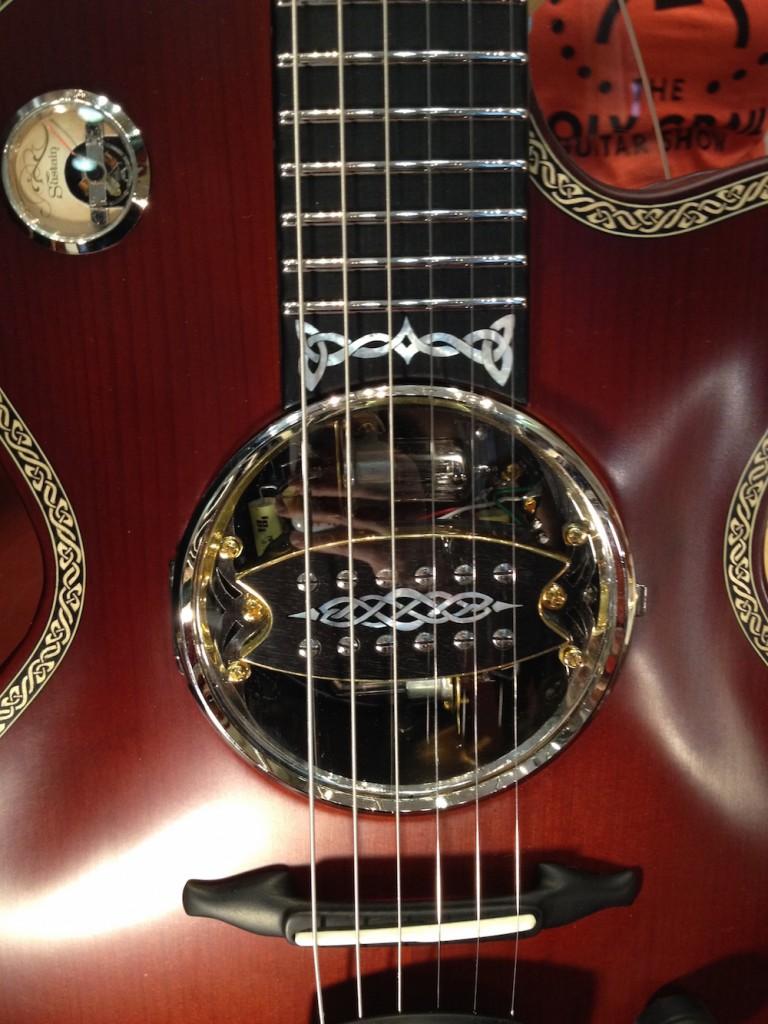 Nemo guitar ValveBucker