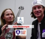 Juha Ruokangas interview: builder of the Captain Nemo guitar and world class luthier