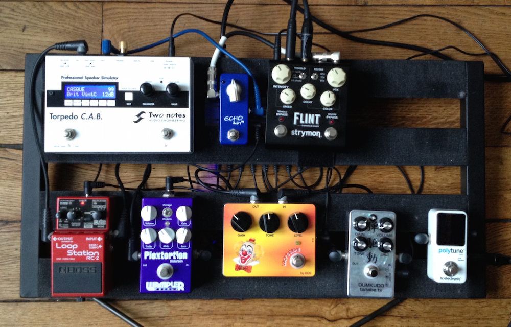 strymon flint review an awesome reverb tremolo pedal. Black Bedroom Furniture Sets. Home Design Ideas