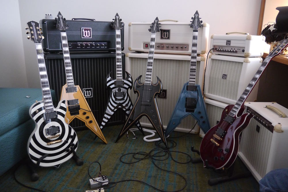 Zakk Wylde interview: the launch of Wylde Audio products