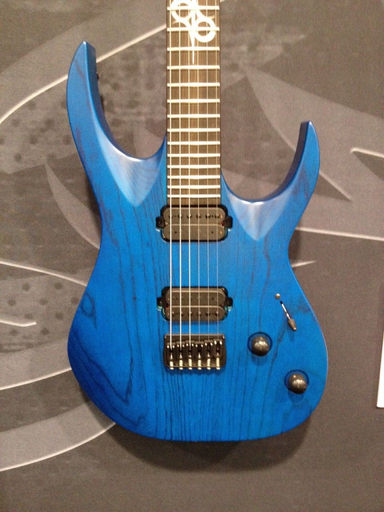 Ola Englund Washburn - Winter NAMM 2015