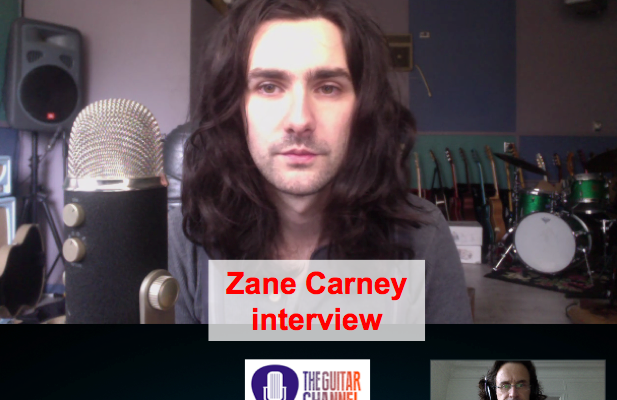 Zane Carney interview about the 2015 NAMM show and more