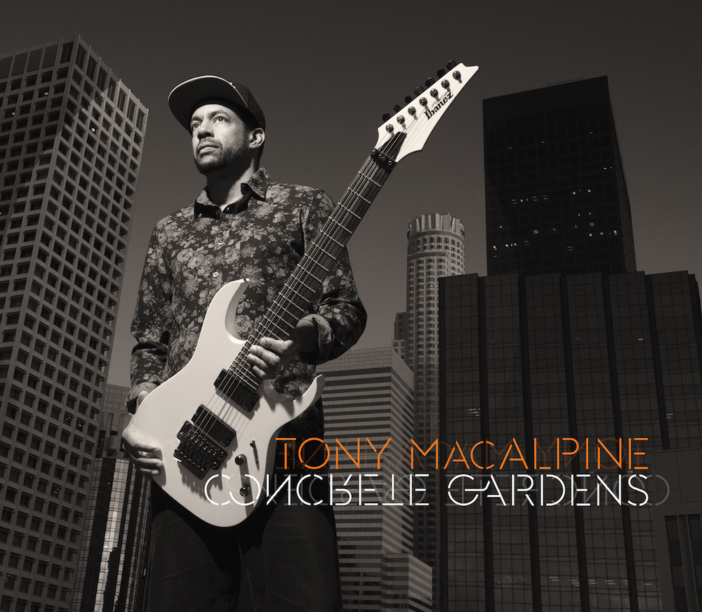 Tony Macalpine interview: builder of Concrete Gardens