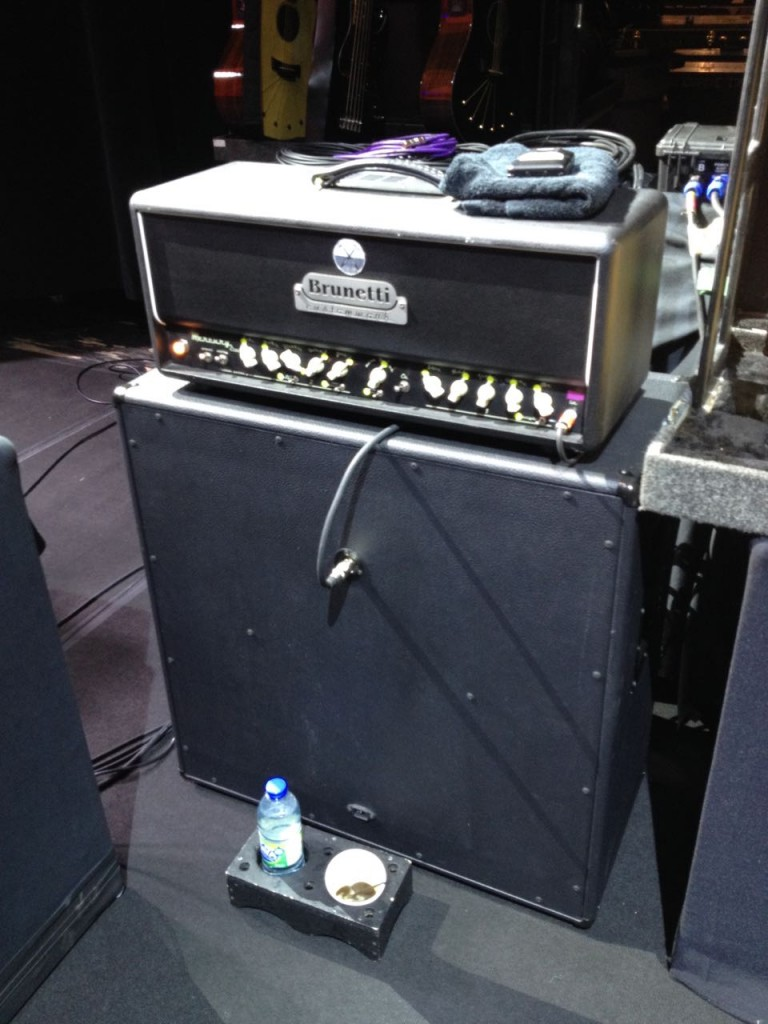 Dave Kilminster amp