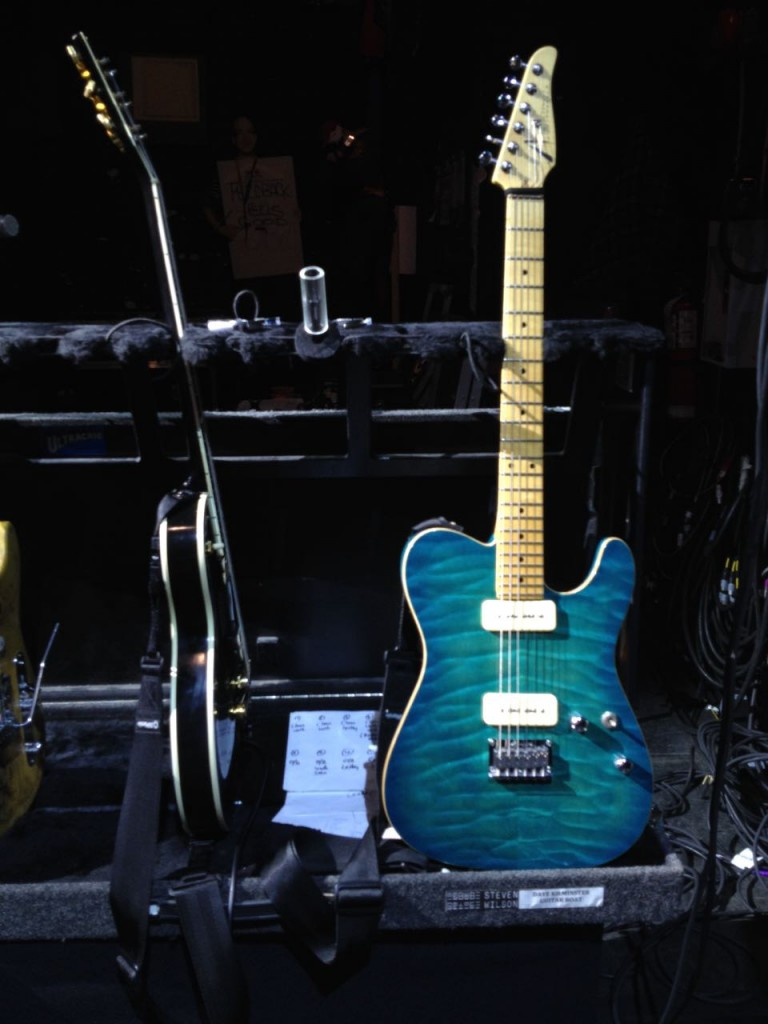 Dave Kilminster guitar