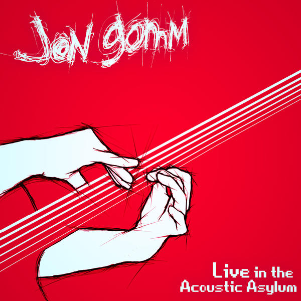 Jon Gom Live in the Acoustic Asylum