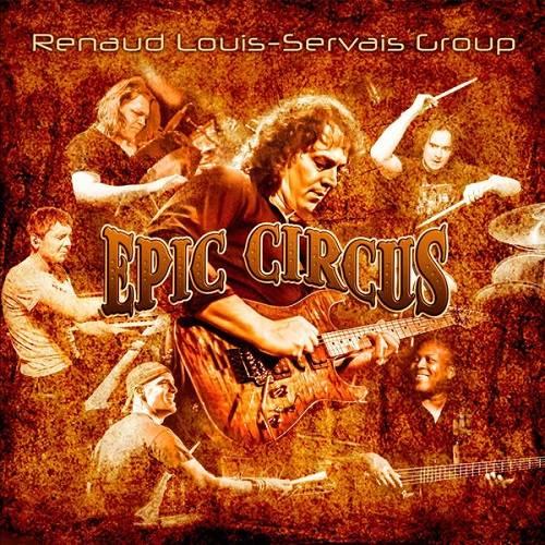 Epic Circus - Renaud Louis-Servais