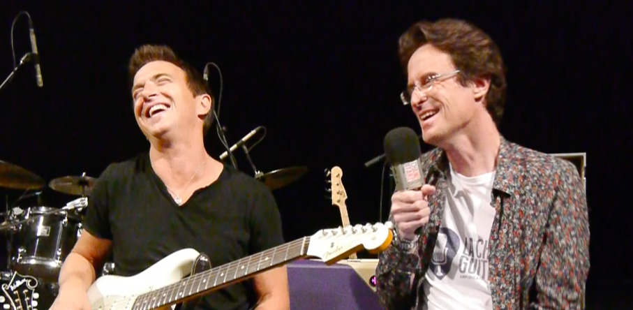 Colin James PJ Laugh