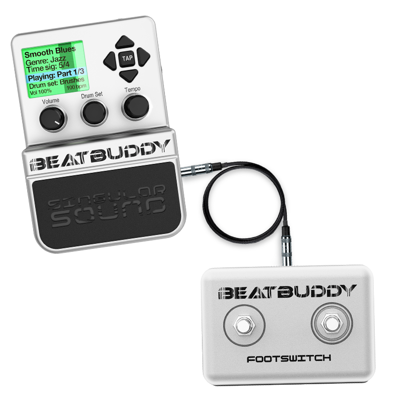 Footswitch-Connected-To-BeatBuddy-copy