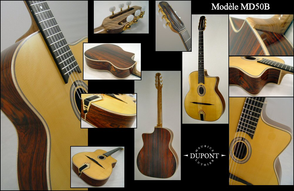 Maurice Dupont guitar