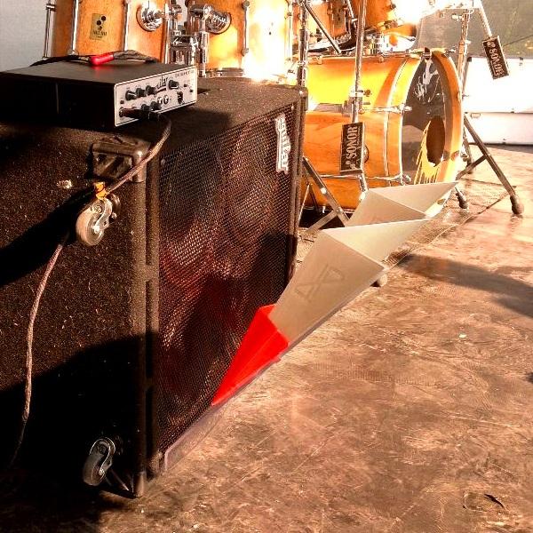 Bass amp 4x10 Deeflexx C HooVi