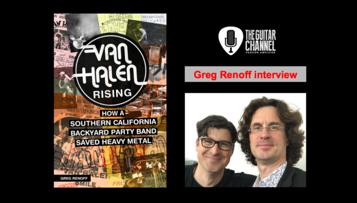 Van Halen Rising: interview with the author Greg Renoff