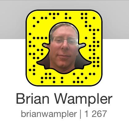 Brian Wampler Snapchat