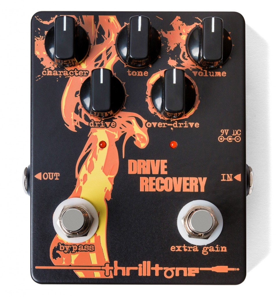 Drive Recovery Thrilltone