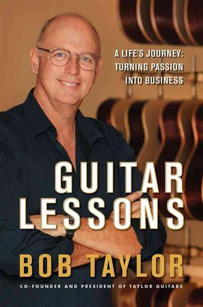 GuitarLessonsBobTaylorBook