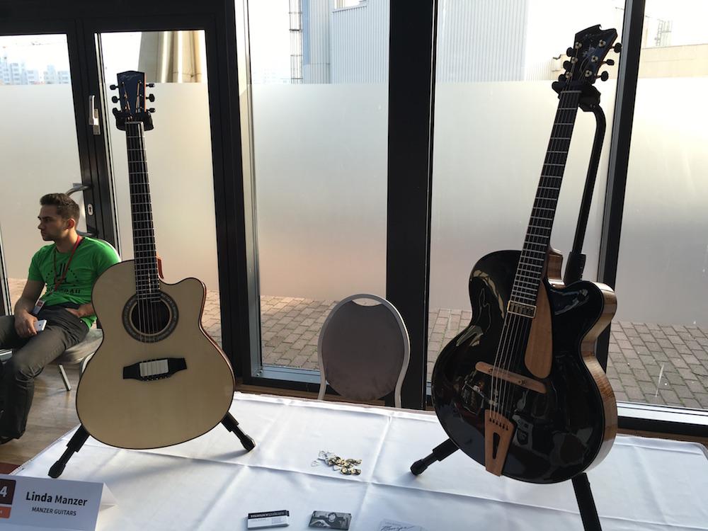 Linda Manzer - 2015 Holy Grail Guitar Show