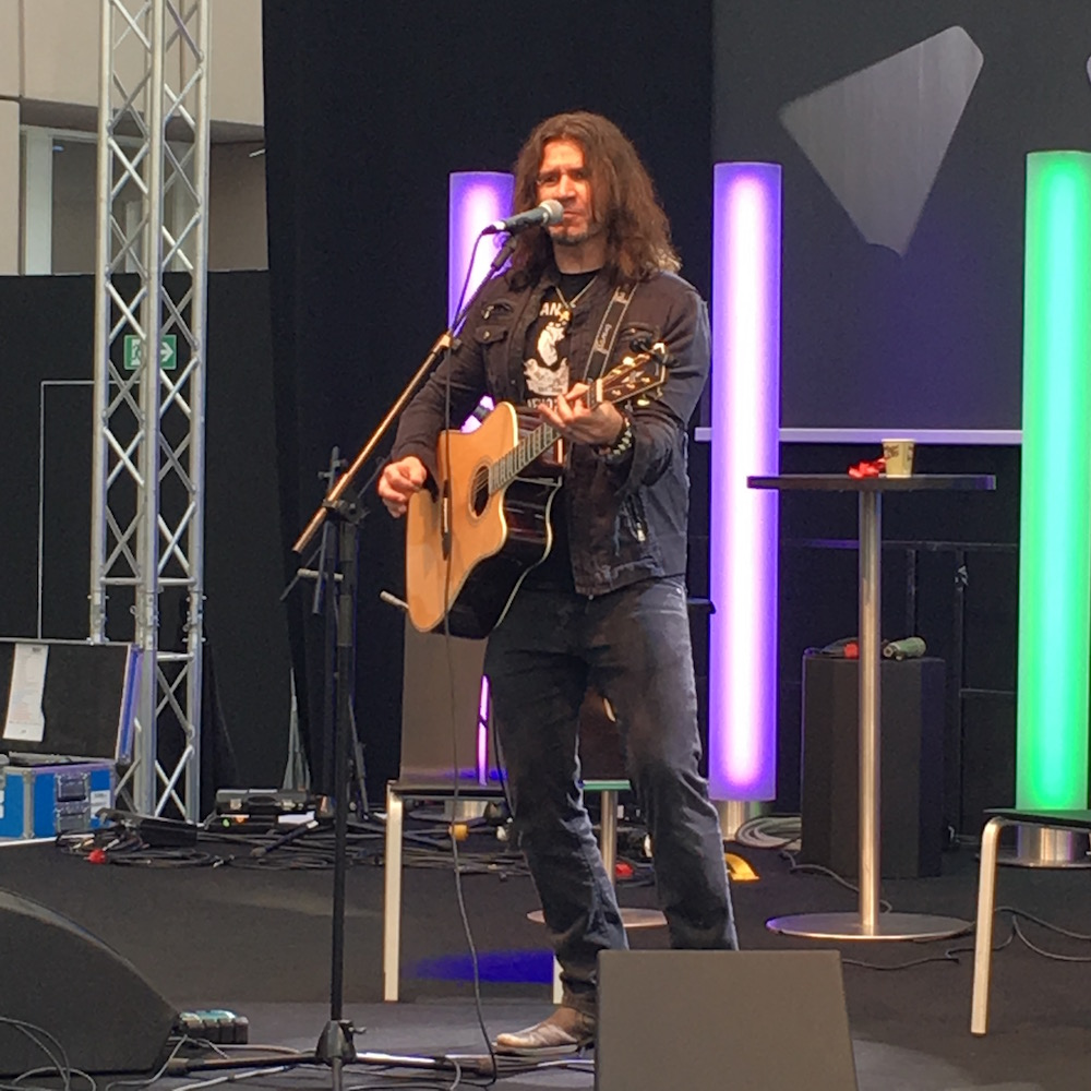 Musikmesse 2016 - PhilX unplugged