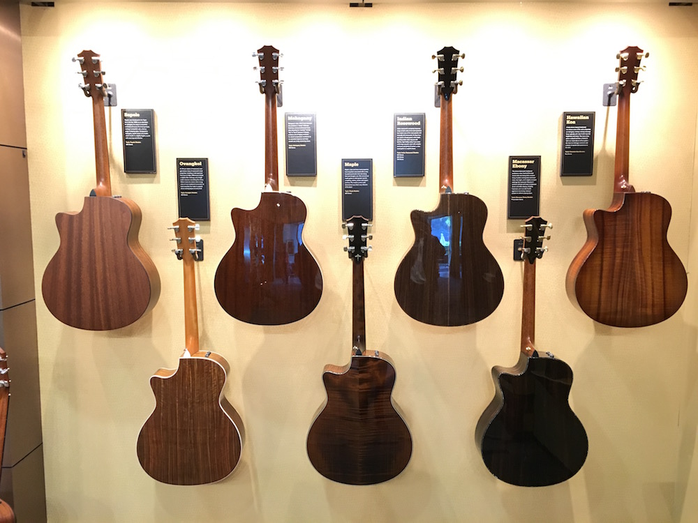 Taylor Guitars factory tour - The Guitar Channel