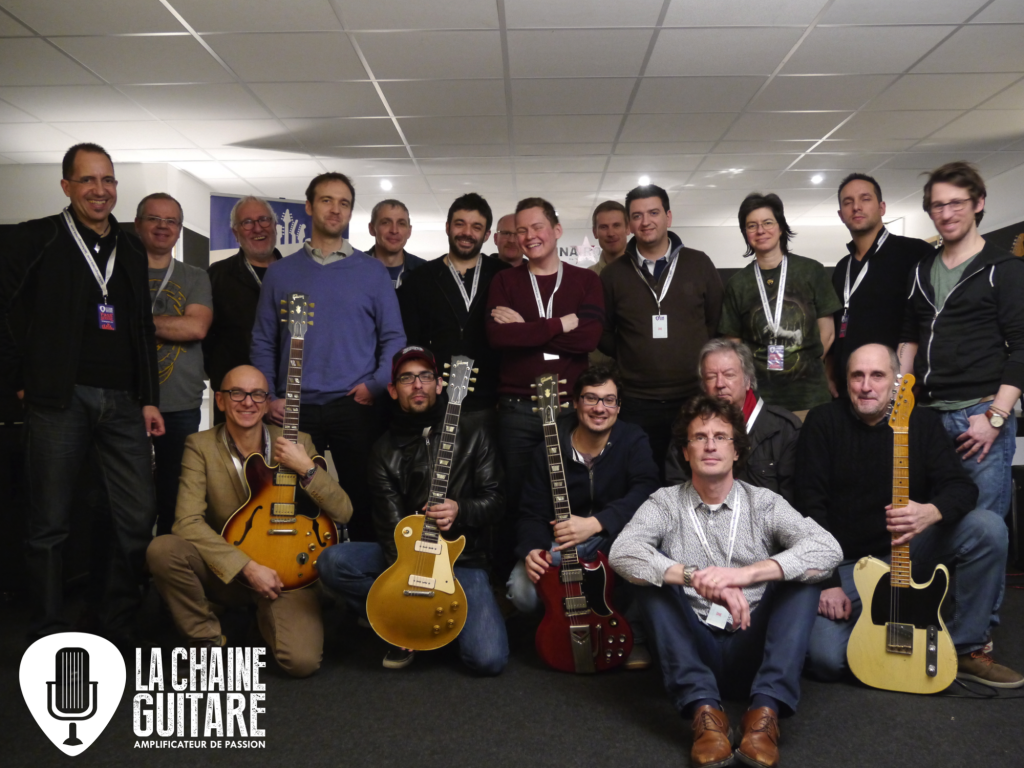 Matthieu Lucas collection - The Guitar Channel special event - Dream Vintage Guitars