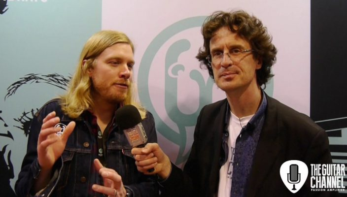 Colt Westbrook interview from Walrus Audio during NAMM 2017