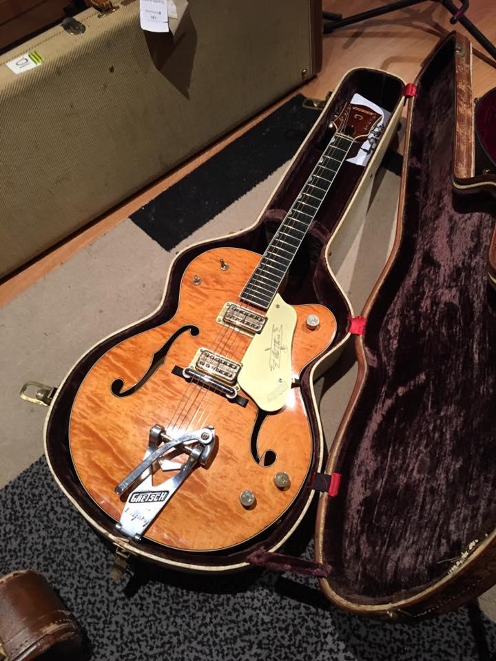 Vintage Guitar Afternoon Matthieu Lucas collection - 13/05/17