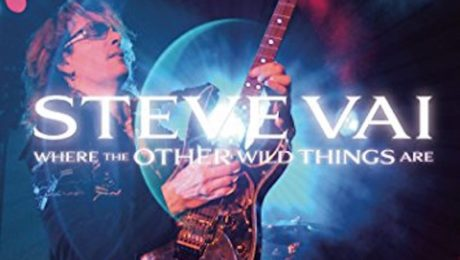Steve Vai interview (@stevevai) - Where The Wild Things Are