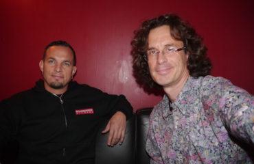 Mark Tremonti and Pierre Journel
