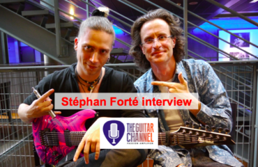 Stephan Forte interview: Enigma Opera Black, his latest album