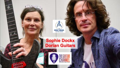 Sophie Dockx interview from Dorian Guitars