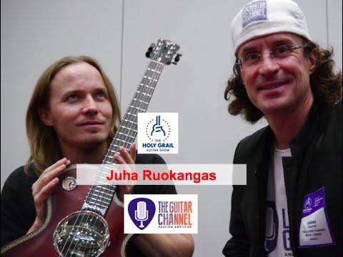 Juha Ruokangas interview