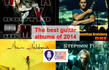 The best guitar albums of 2014