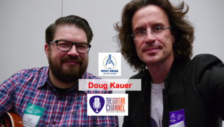 Doug Kauer interview, luthier for Kauer Guitars