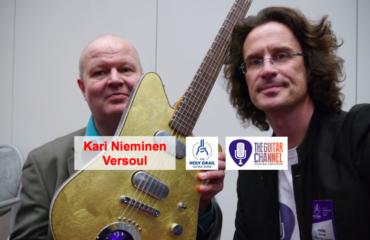 Kari Nieminen interview - Versoul Guitars