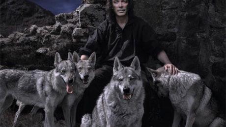Steve Hackett interview (@HackettOfficial) about Wolflight