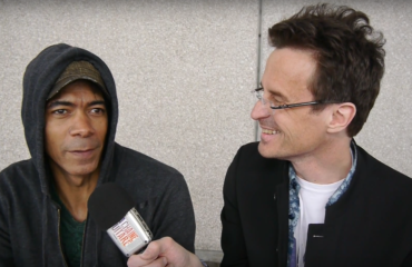 Greg Howe interview at the 2015 Musikmesse