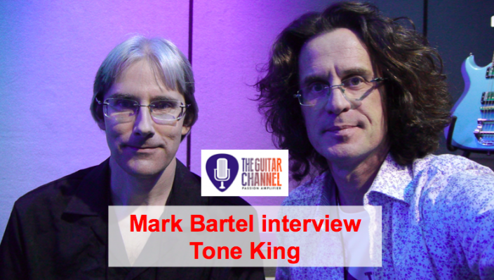 Mark Bartel interview , tone guru for Tone King amps