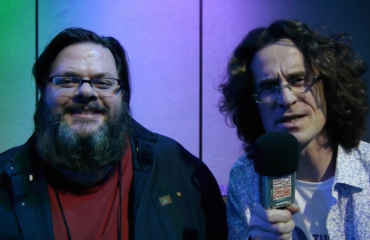 Interview with luthier Dennis Fano from Fano Guitars at the 2015 Winter NAMM